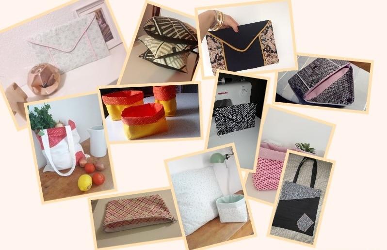 Cours de couture en ligne apprendre coudre domicile - Pele mele photo gratuit en ligne ...